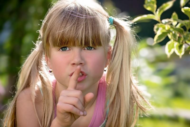 少女がヒミツを教えます